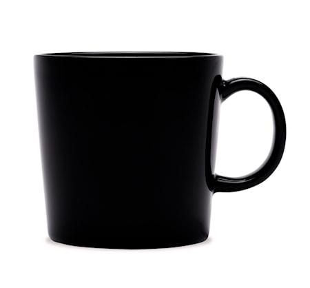 Teema Mugg 30cl svart