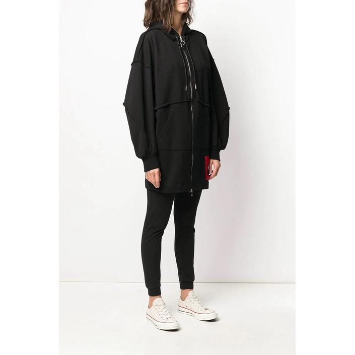 Diesel Women's Sweatshirt Black 299780 - black XS