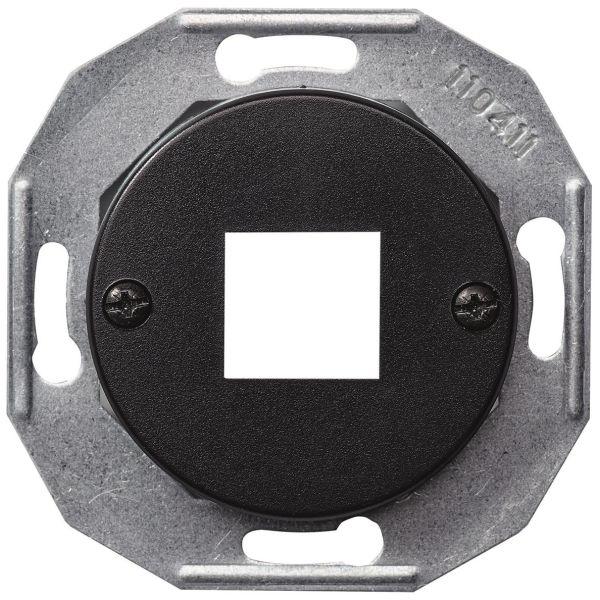 Schneider Electric Actassi Keskiölevy musta, ilman kehystä 1x8 napaa