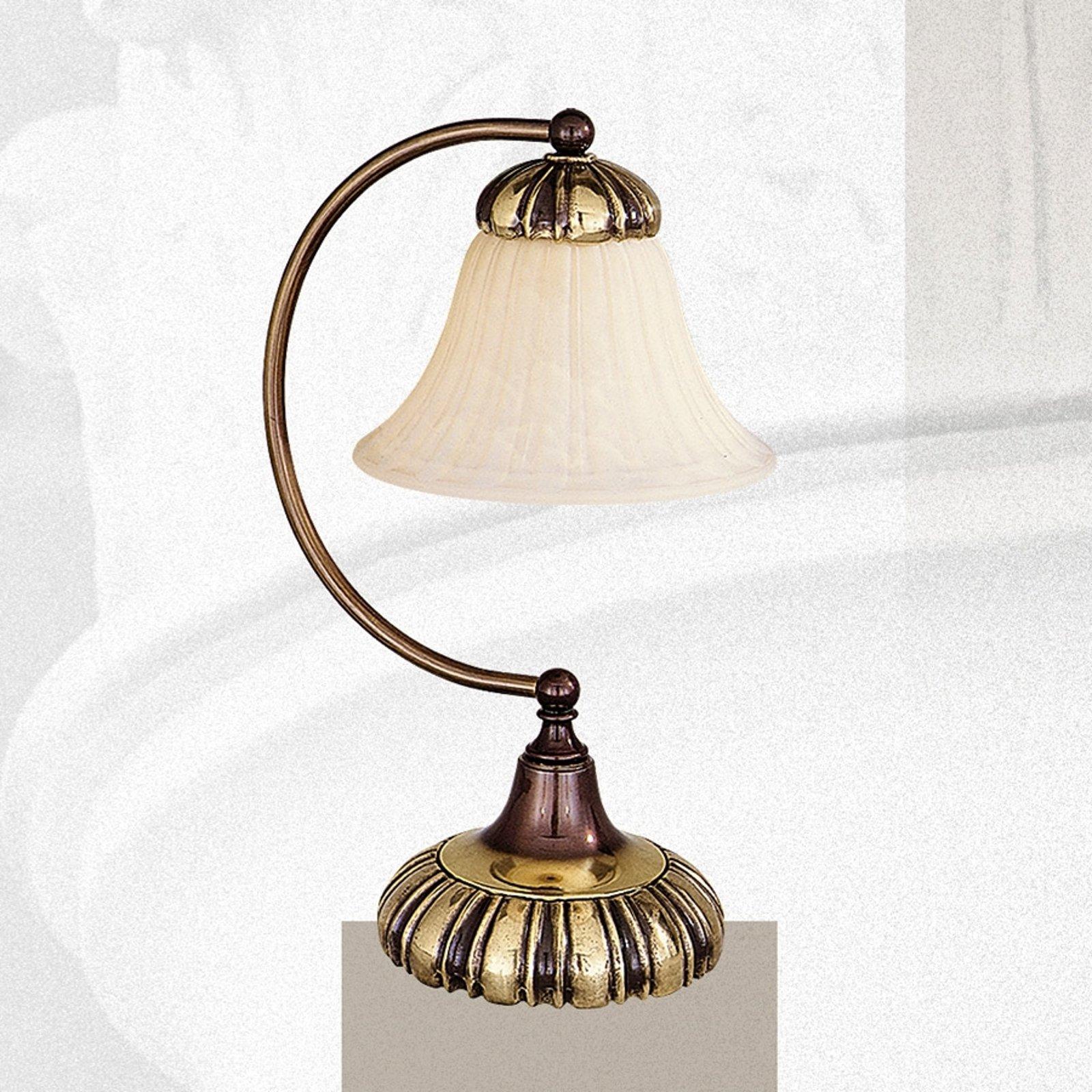 Søt bordlampe LEONARDO