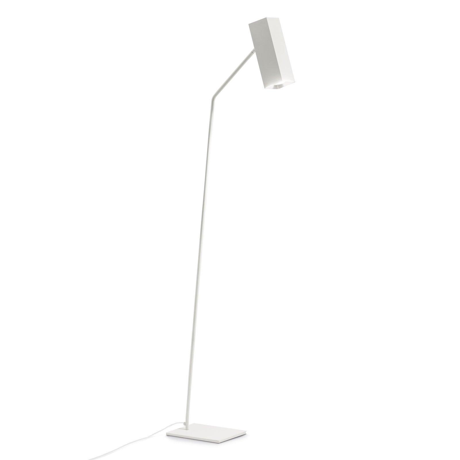 Modo Luce Dejavú gulvlampe hvit