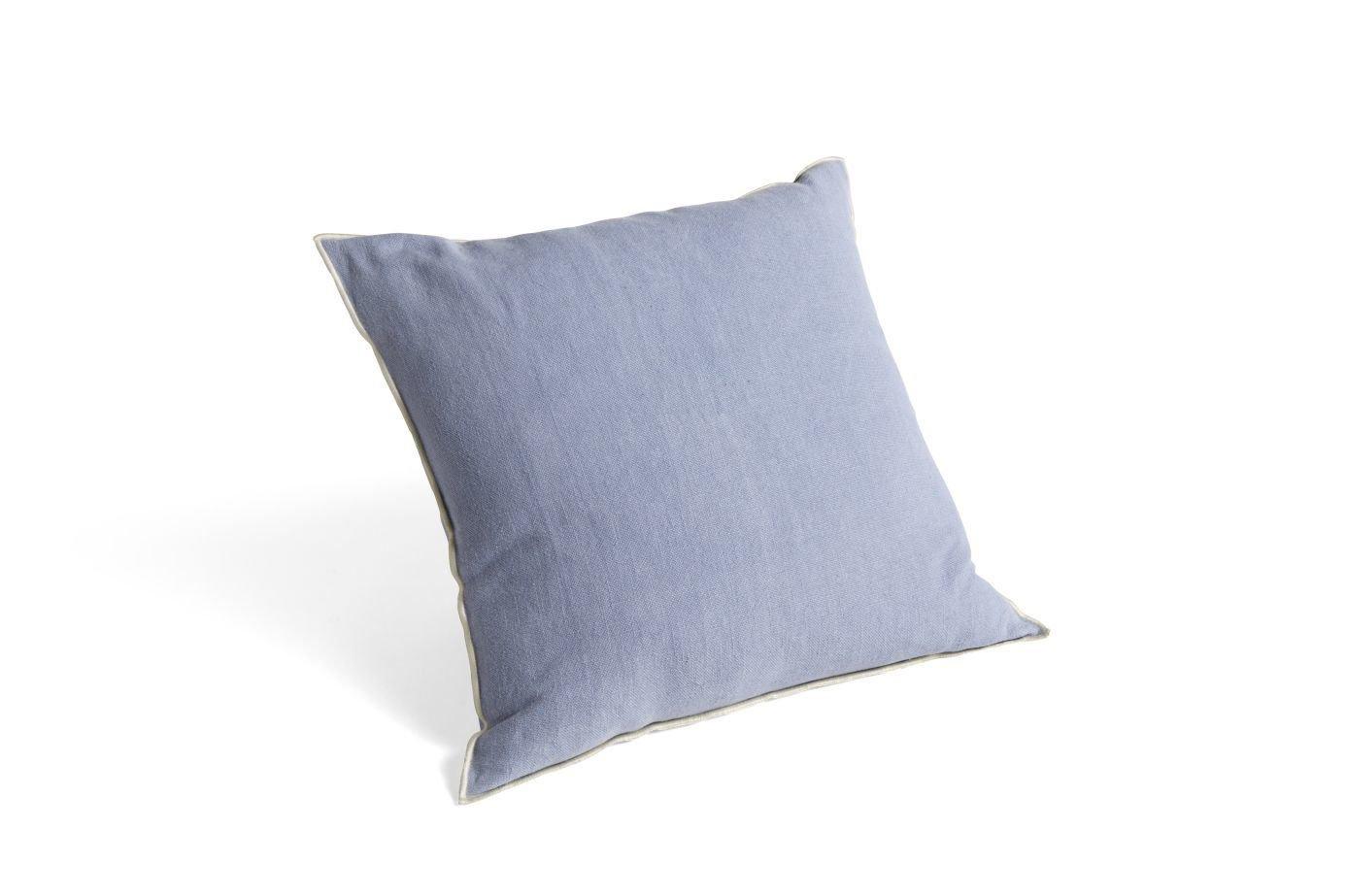 HAY - Outline Cushion, 50 x 50 cm, Ice blue