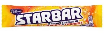 Cadbury Starbar Chocolate Bar 49g