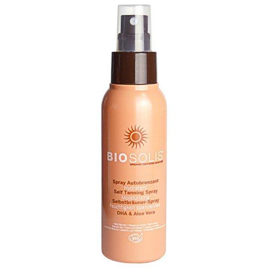 Biosolis Self Tanning Moisturizing Spray, 100 ml