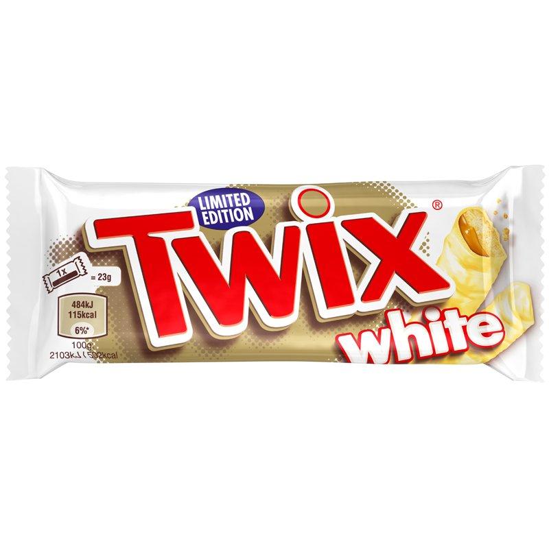 Twix White - 44% rabatt