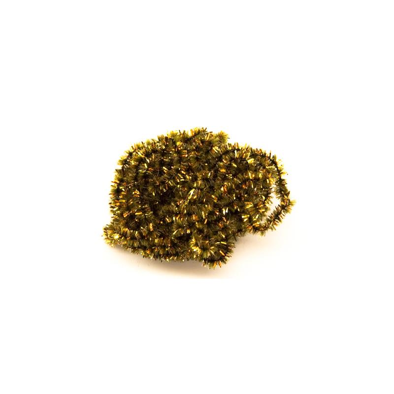 New Age Chenille - Excelsior Olive