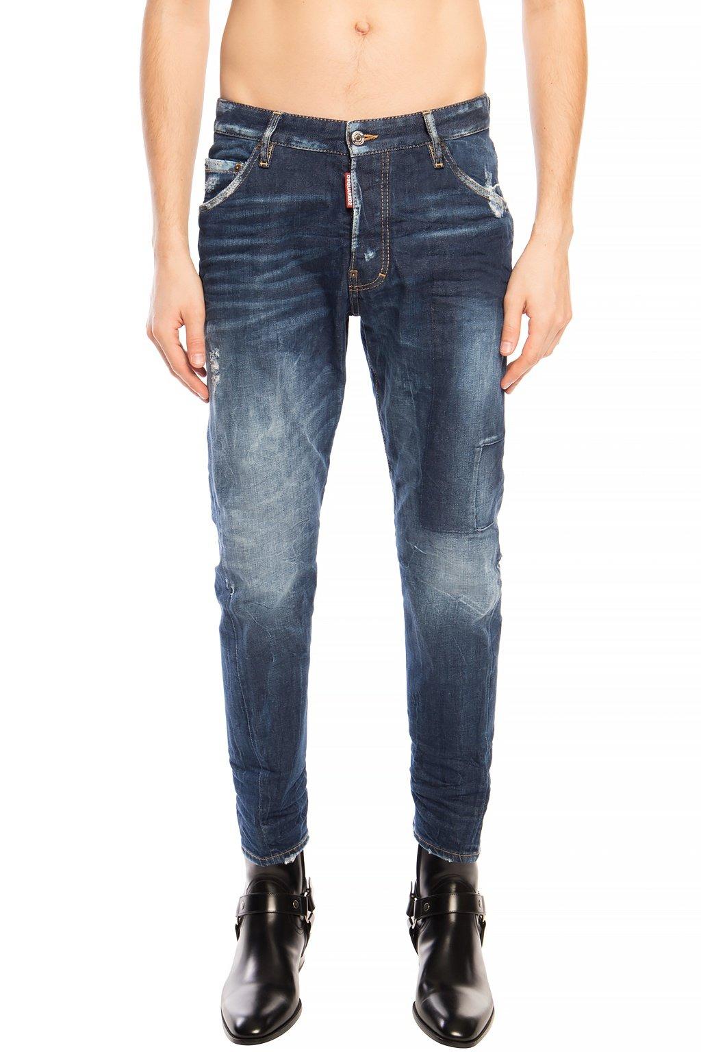 Dsquared² Men's Jeans Blue DS1432840 - IT48 | M