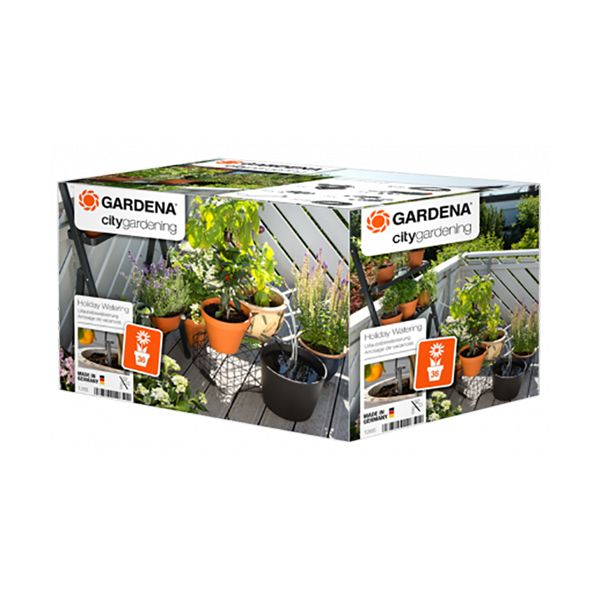Gardena City gardening Ferievanning