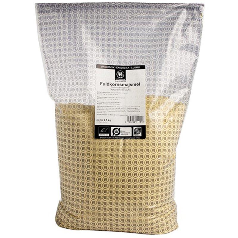Maissijauho Täysjyvä 2,5 kg - 33% alennus