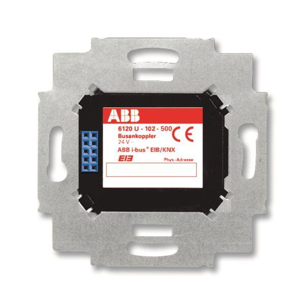 ABB 6120-0-0072 Väyläliitäntäyksikkö 24 V, Busch-priOn KNX