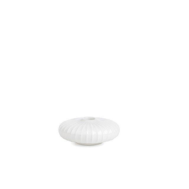Kähler - Hammershøi Candle Holder Mini - White (692340)