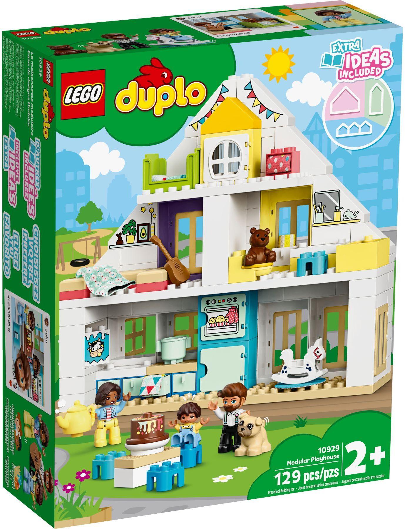LEGO DUPLO - Modular Playhouse (10929)