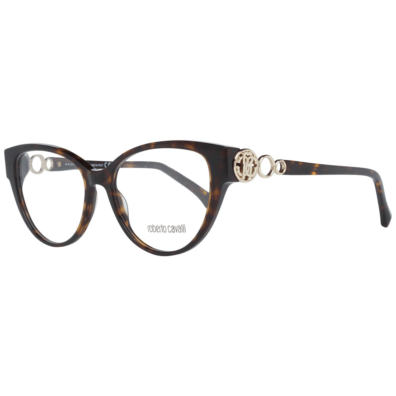 Roberto Cavalli Women's Optical Frames Eyewear Brown RC5057 54052