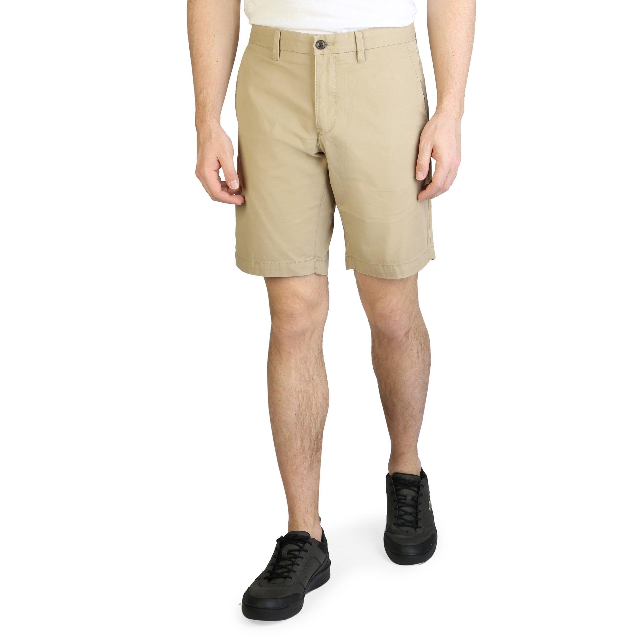 Tommy Hilfiger Men's Short Various Colours XM0XM01265 - brown 36