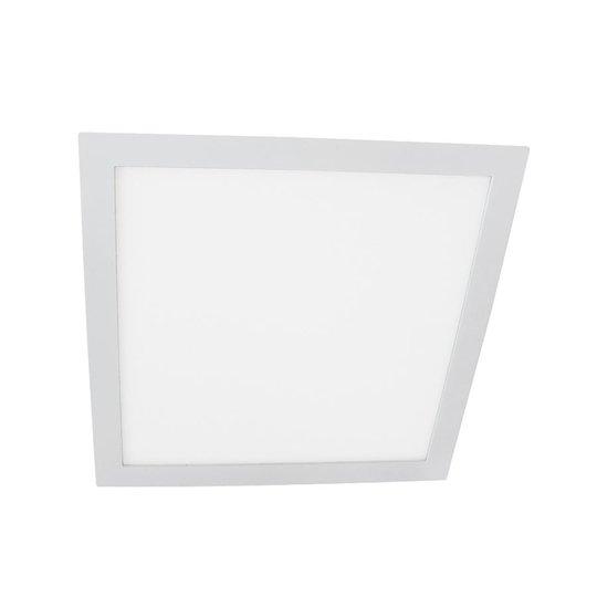 Moon Square LED-downlight 12W, 3 000 K