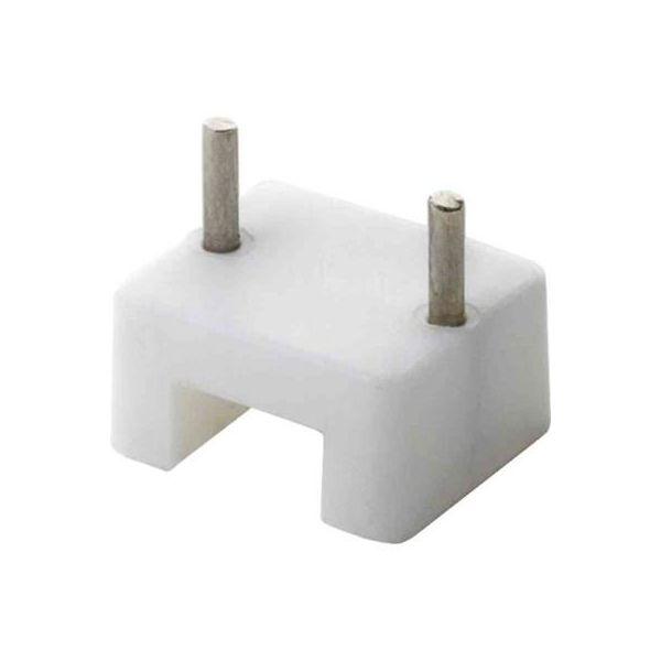 Gelia 050000628 Johdonkannatin U-tyyppi, betonille, 10 kappaleen pakkaus