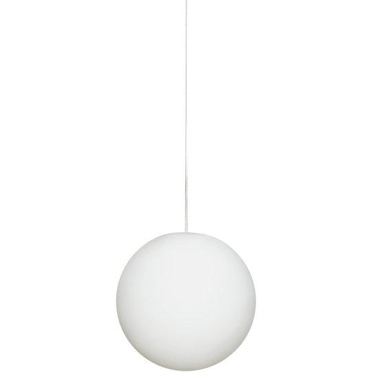 Design House Stockholm Luna Lampa Medium Vit