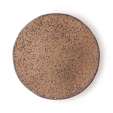 Gradient Ceramics Tallerken Taupe 2 stk