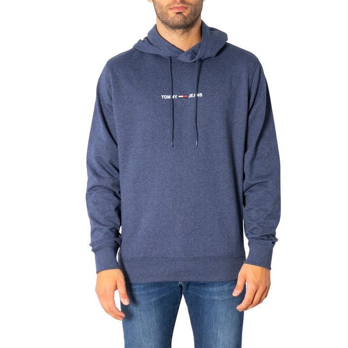 Tommy Hilfiger Jeans Men's Sweatshirt Blue 308266 - blue XS
