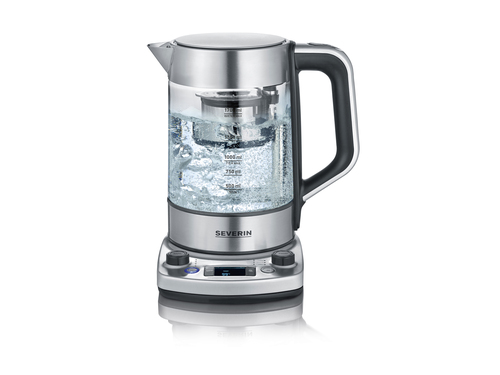 Severin Wk 3422 Vattenkokare - Silver