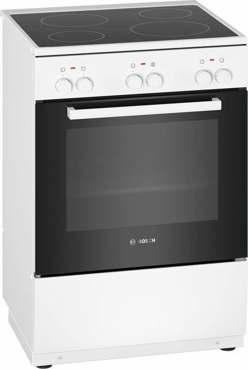 Bosch Hka000021u Serie 2 Glaskeramikspis - Vit