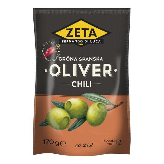Oliver Chili 170g - 26% rabatt