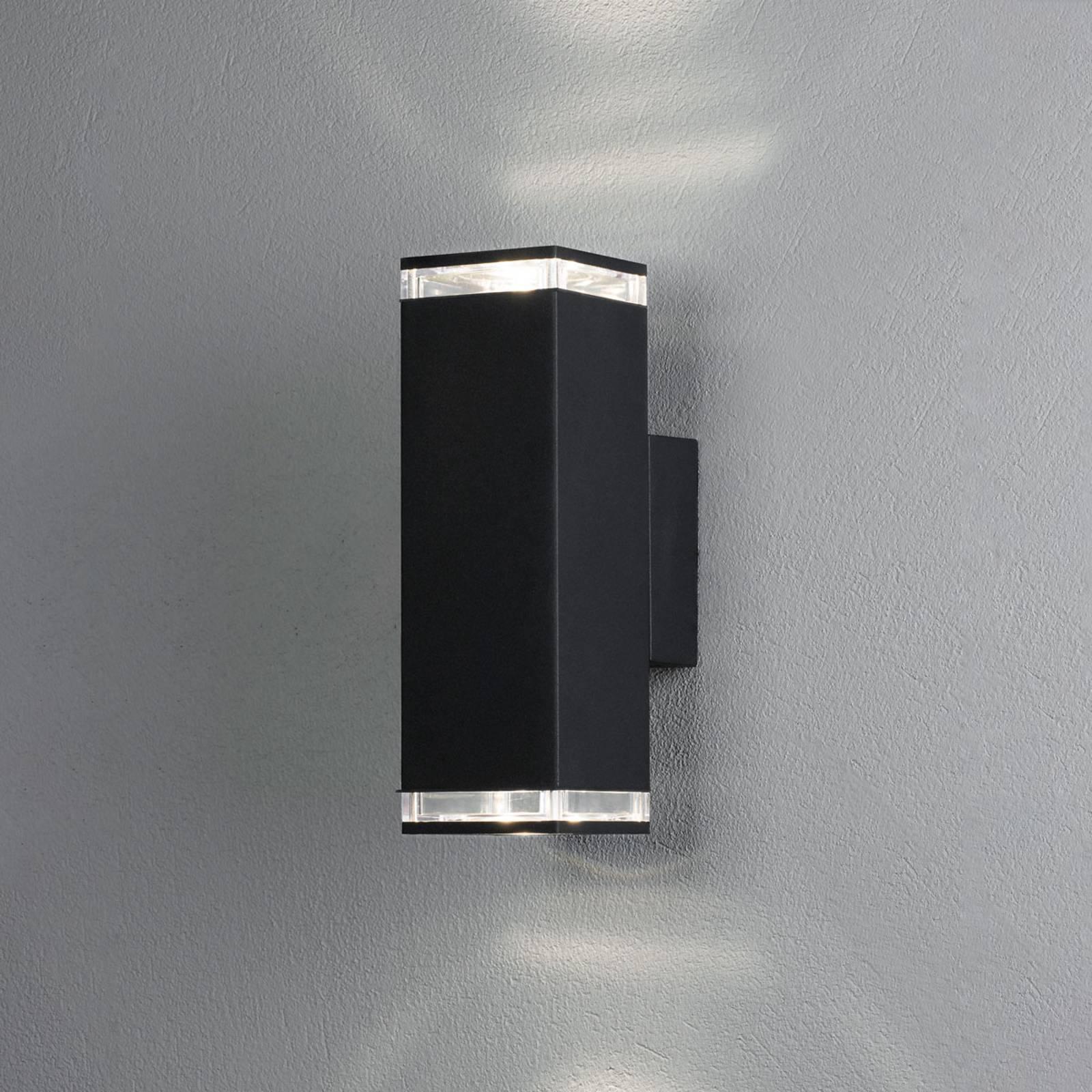 Ulkoseinälamppu Monza 2-lamppuinen korkeus 23,5 cm