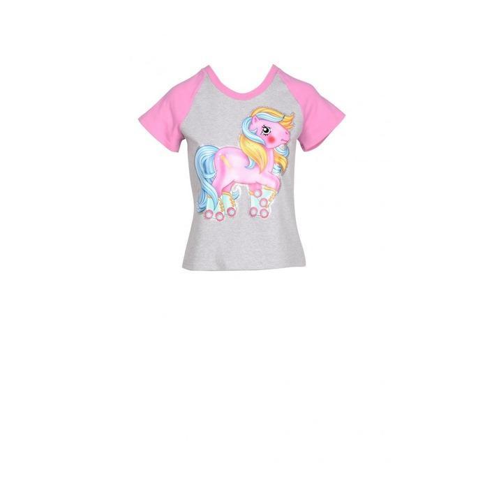 Moschino Couture - Moschino Couture Women T-Shirt - grey 38