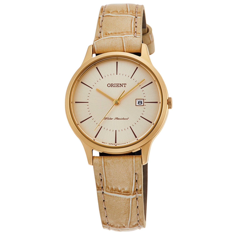 Orient Women's Watch Gold RF-QA0003G10B