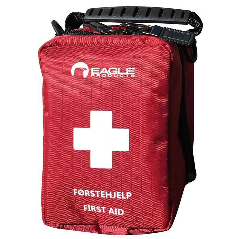 Eagle førstehjelpssett Innholdsrikt og solid førstehjelpsutstyr