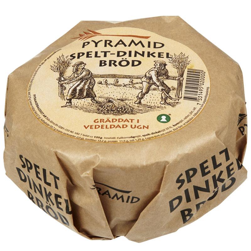 Knäckebröd Spelt & Dinkel 135g - 34% rabatt