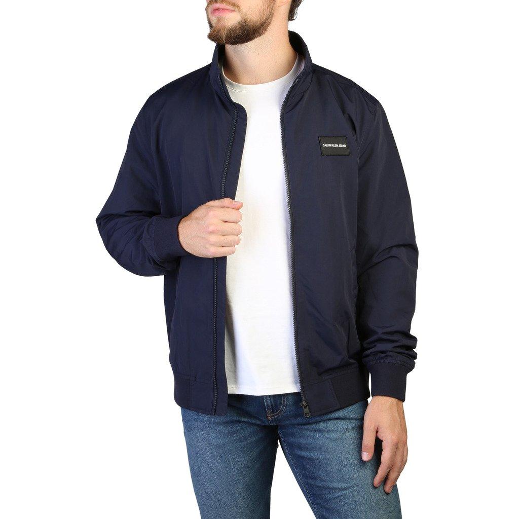 Calvin Klein Men's Jacket Blue 349443 - blue S