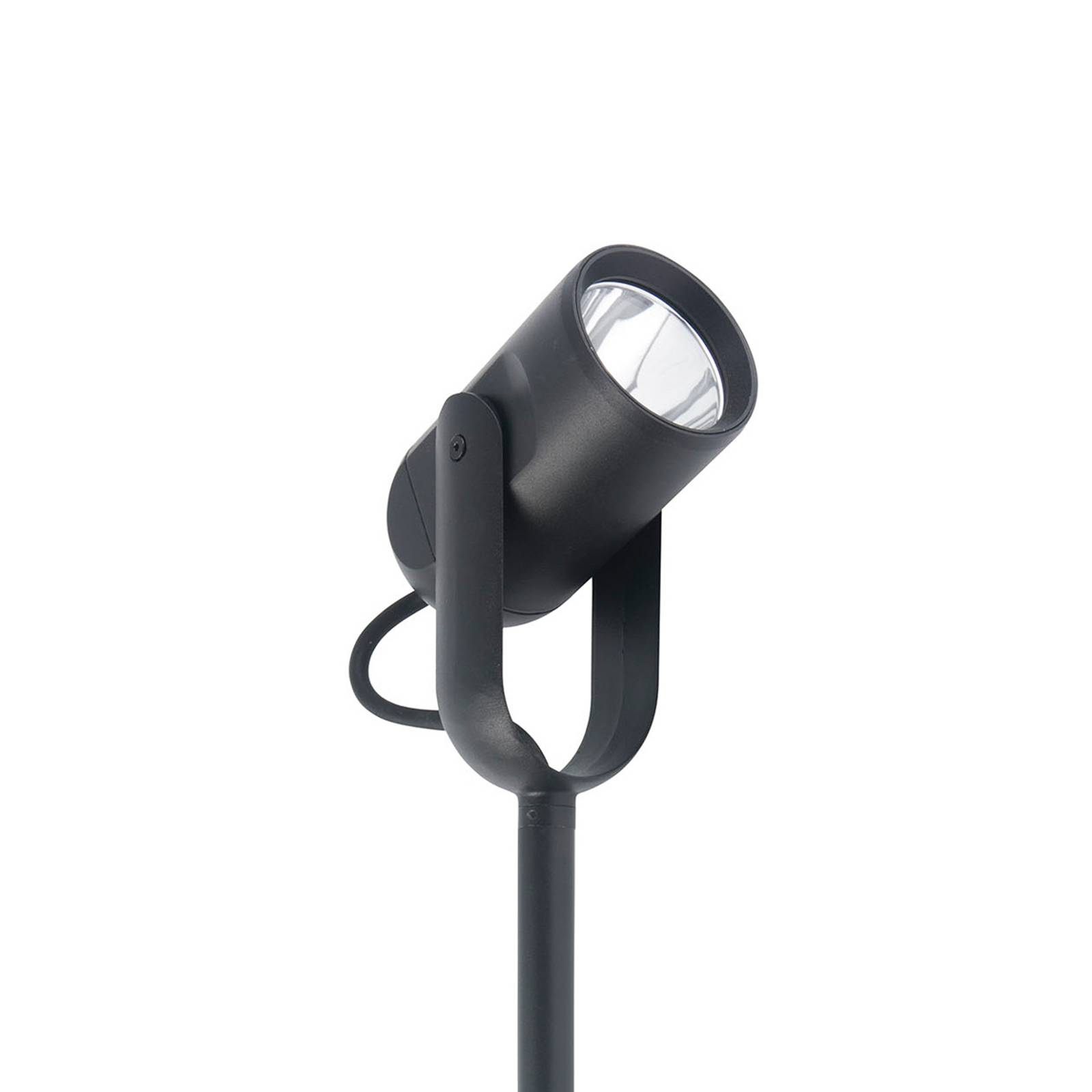LED-ulkoseinäkohdevalo Slot, 50 cm