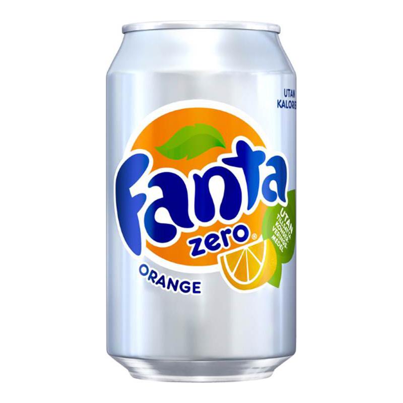 Fanta Zero - 25% rabatt