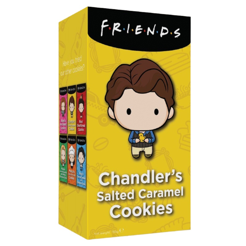 Friends Cookies - Chandler's Salted Caramel 150g