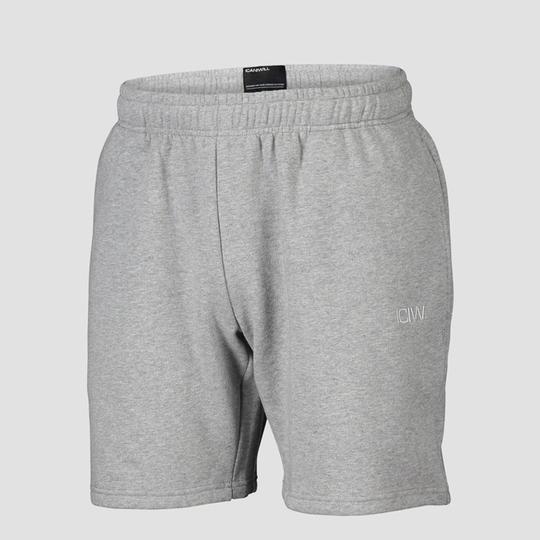 Essential Sweat Shorts, Light Grey
