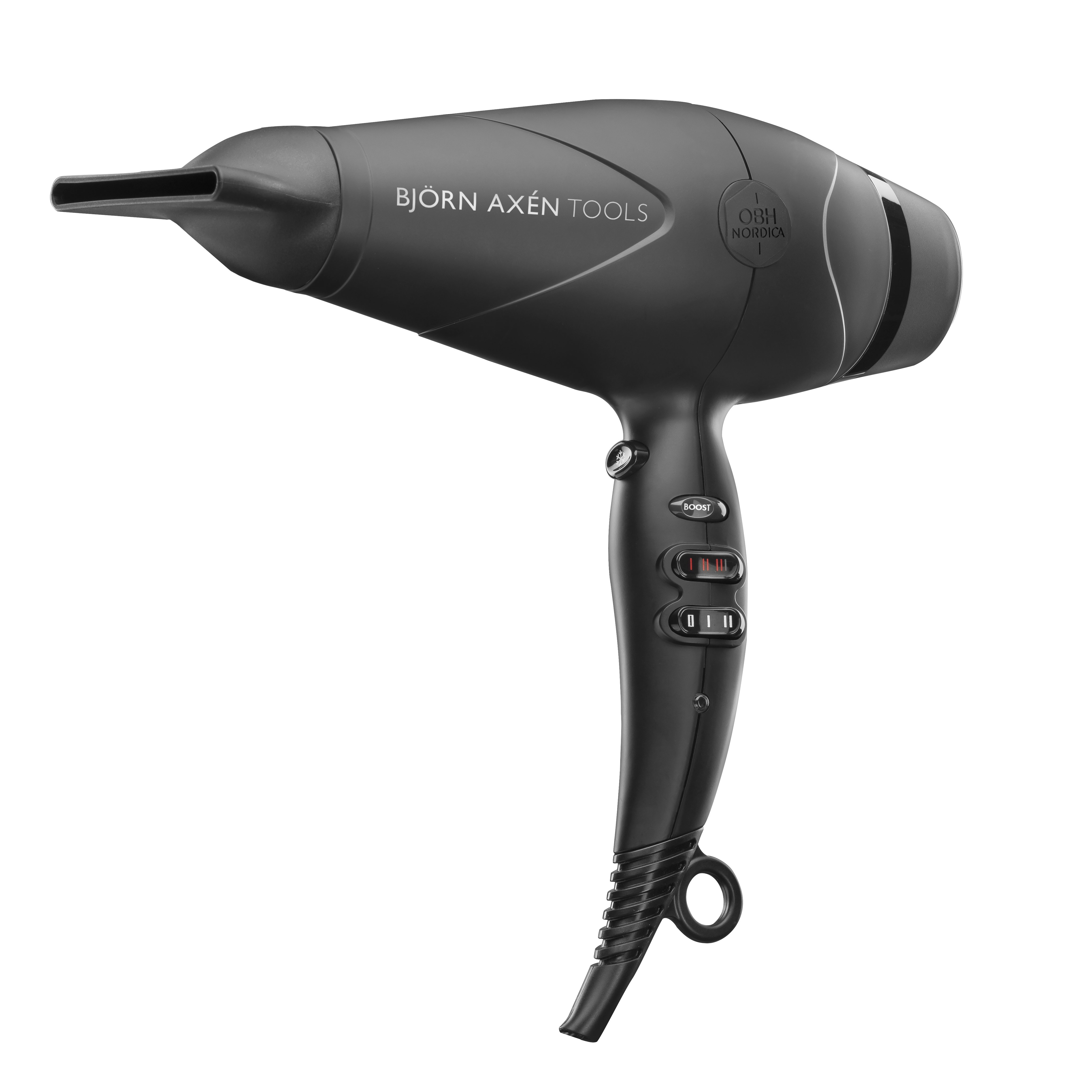 OBH Nordica - Silence Pro Hair Dryer - Black (5163)