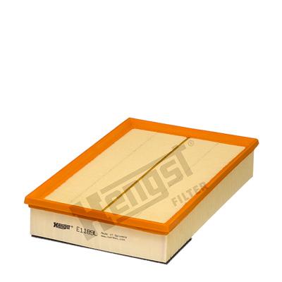 Ilmansuodatin HENGST FILTER E1189L
