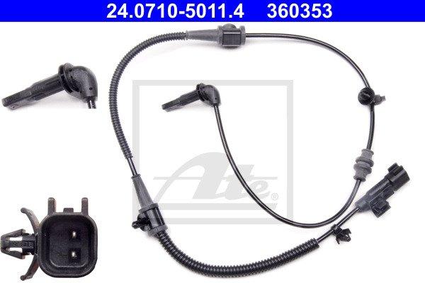 ABS-anturi ATE 24.0710-5011.4