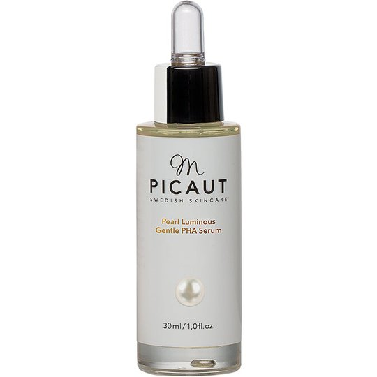 Pearl Luminous Gentle PHA Serum, 30 ml M Picaut Swedish Skincare Seerumi