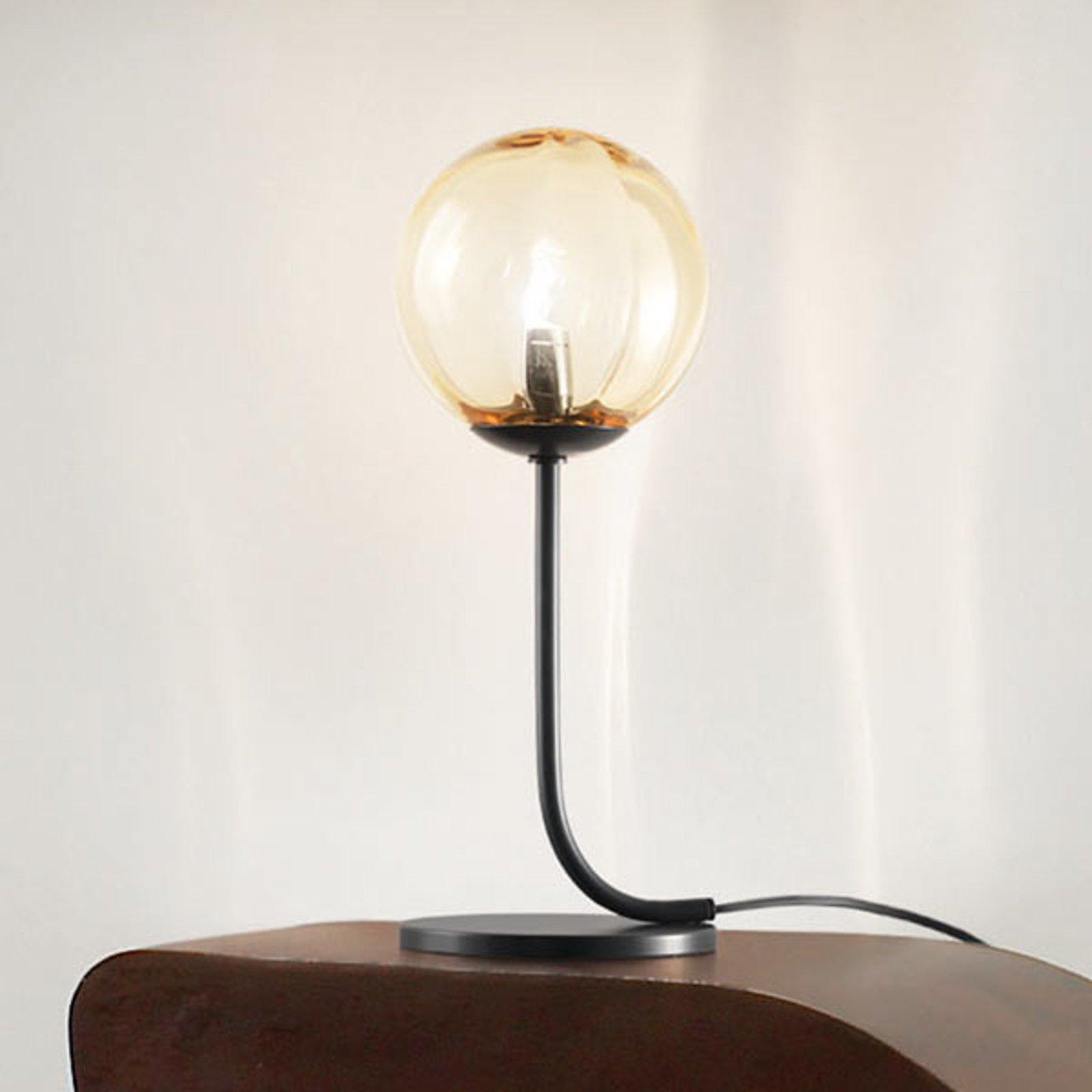 Designer-bordlampe Puppet av muranoglass