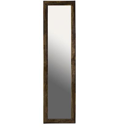 ENYA mirror rectangular vintage brass (LPS)