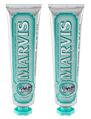 MARVIS - Toothpaste Anise Mint 2x85 ml