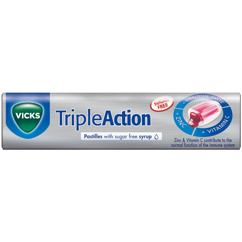 Triple Action Sugar Free Stick - 23% rabatt