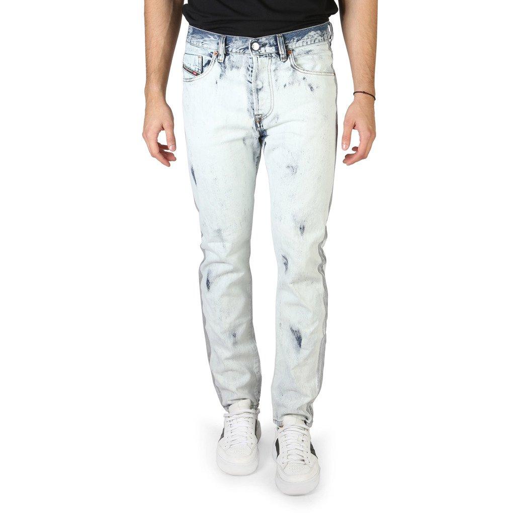 Diesel Men's Jeans Blue D-MHARKY-SP_L32 - blue 30