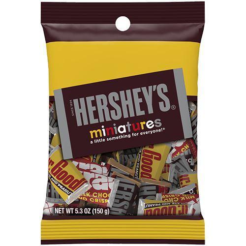 Hersheys Miniatures Bag 150g