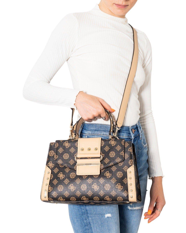 Guess Women's Handbag Various Colours 305289 - brown UNICA