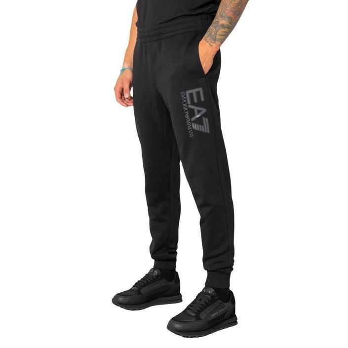 Ea7 Men's Trouser Black 308680 - black-2 XS