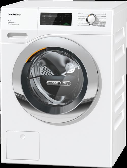Miele Wti 370 Wpm Kombinerad Tvätt/torkmaskin - Vit