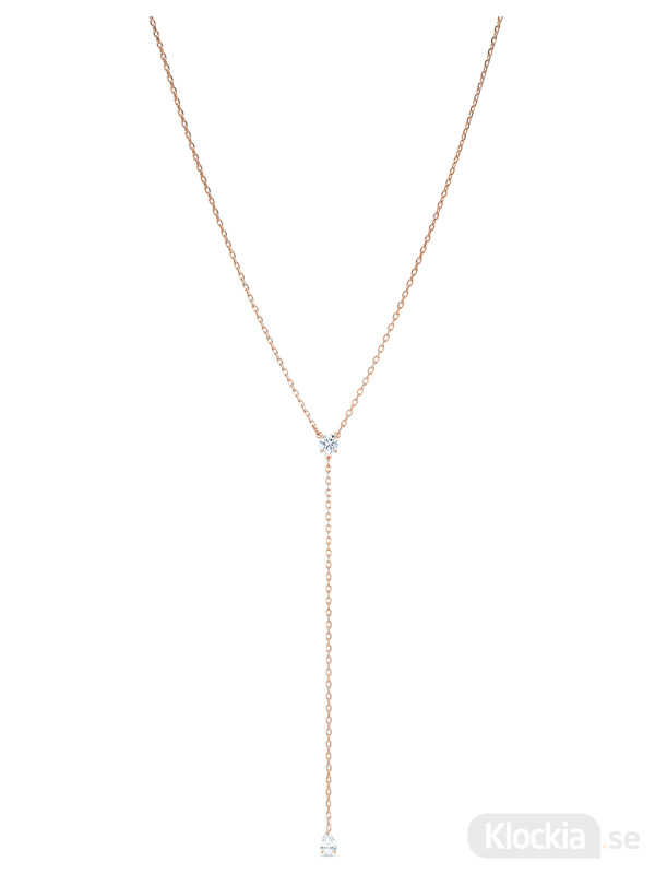 Damsmycke Swarovski Halsband Attract Soul Y